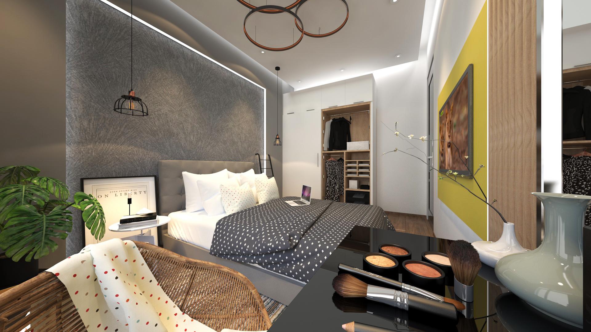 Квартиры в строящемся жилом комплексе район Кестель - Фото 35