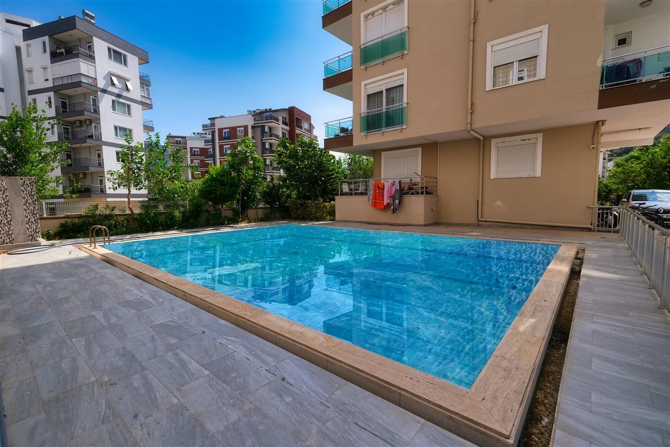 Трёхкомнатная квартира в микрорайоне Хурма Анталья - Фото 7
