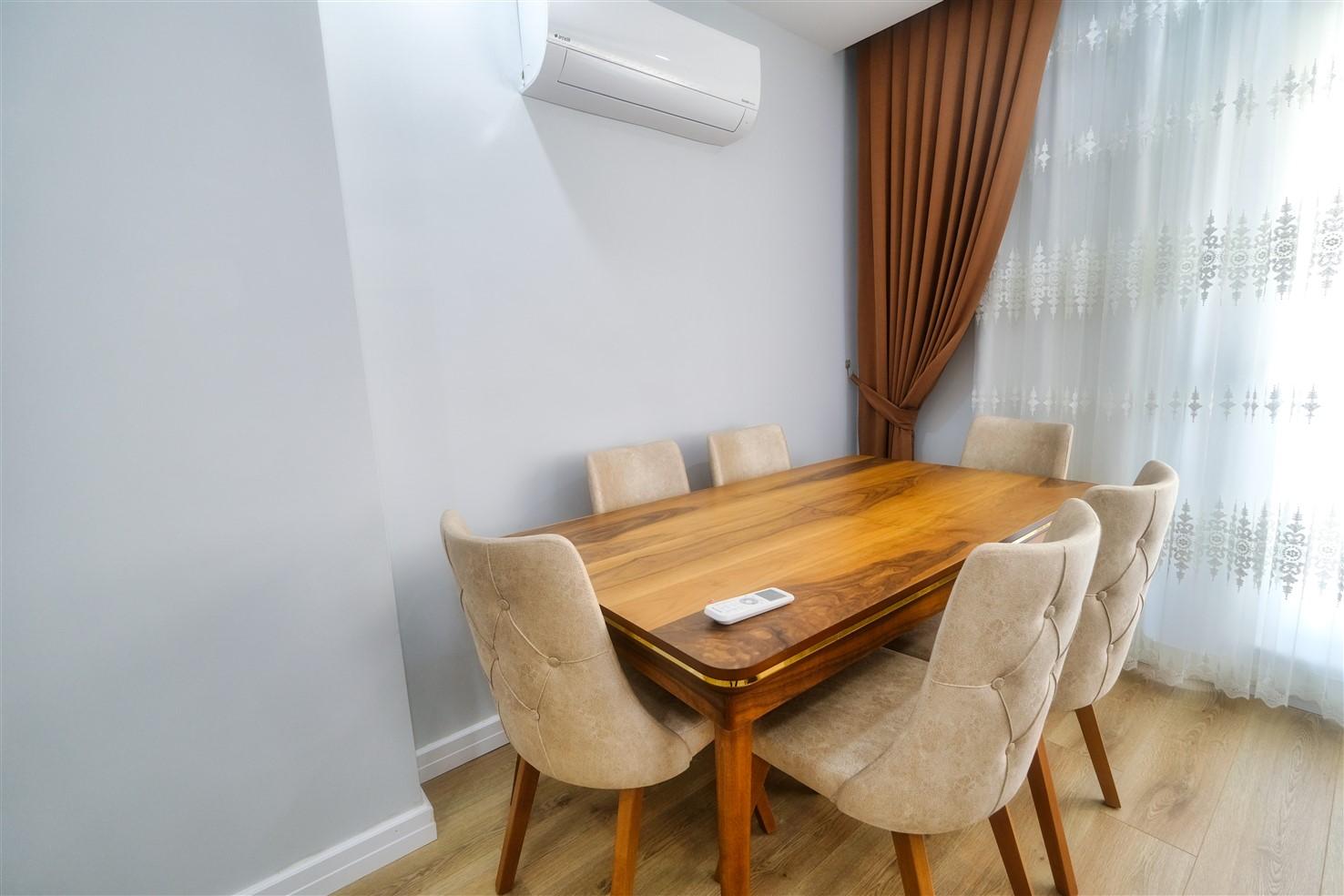 Трёхкомнатная квартира в центре Антальи - Фото 24