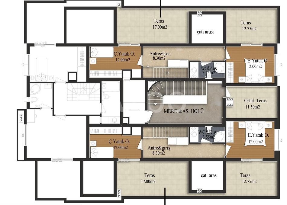 Квартиры разных планировок от застройщика - Фото 20