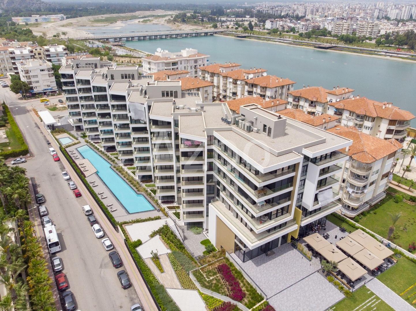 Апартаменты с панорамным видом на Средиземное море - Фото 1