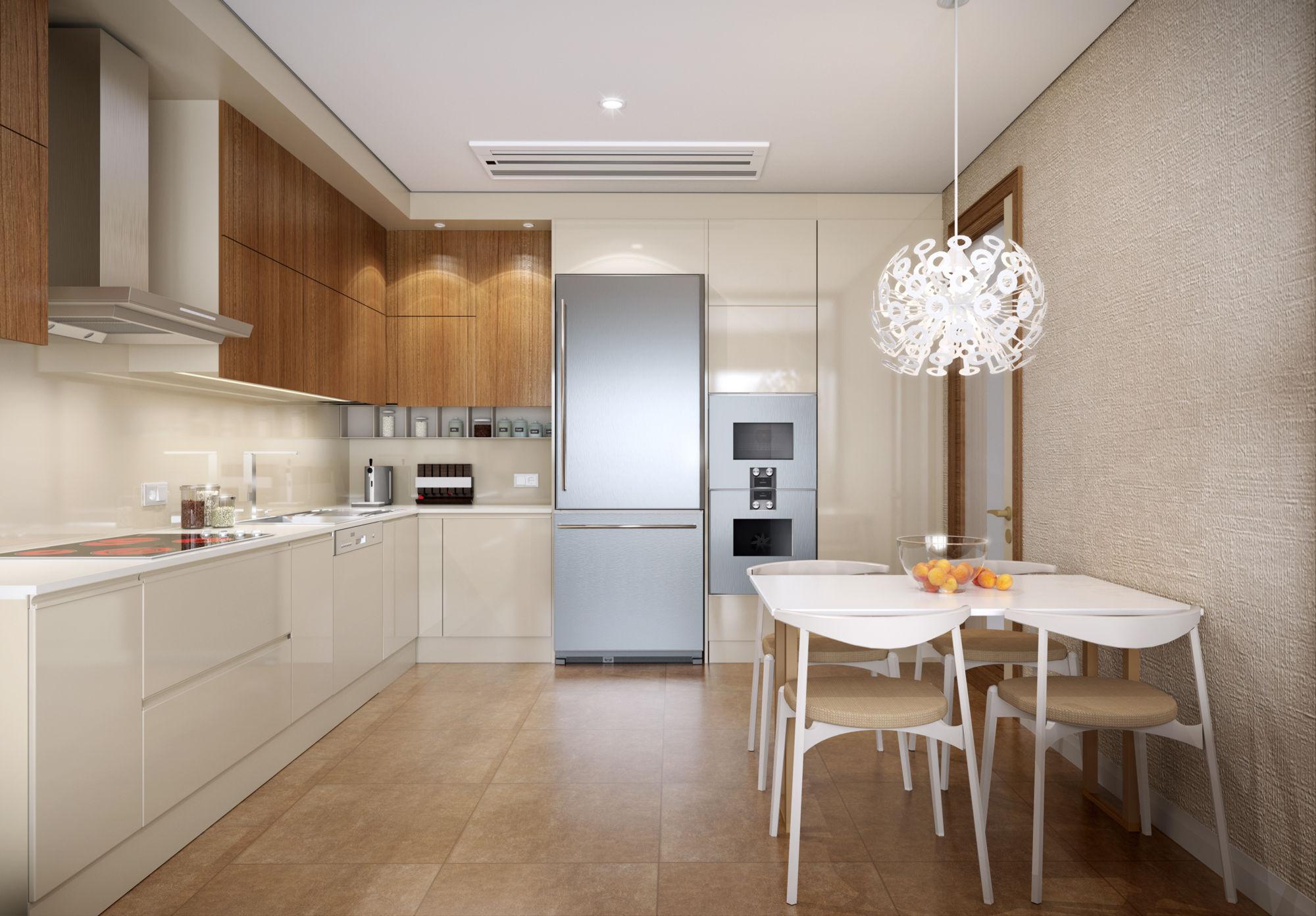 «Умные» квартиры в новом жилом комплексе Стамбула - Фото 31