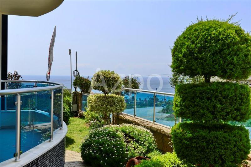 Апартаменты в элитном комплексе у пляжа Клеопатры - Фото 1