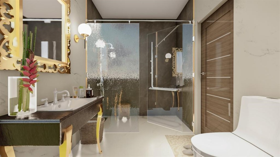 Роскошные видовые квартиры в Махмутларе - Фото 29