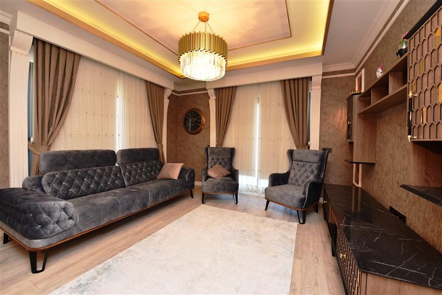 Роскошная четырёхкомнатная квартира с мебелью - Фото 24