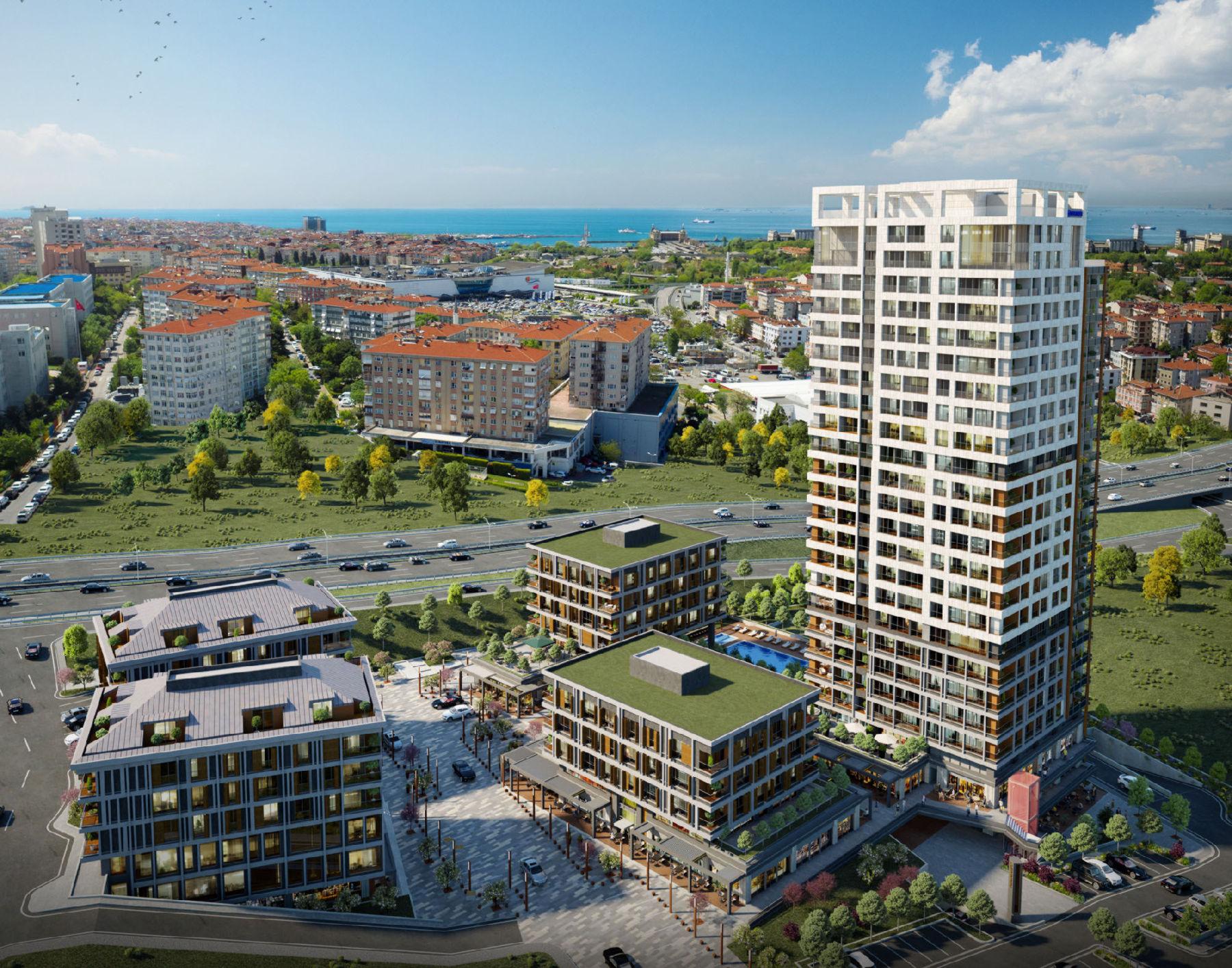 «Умные» квартиры в новом жилом комплексе Стамбула - Фото 17