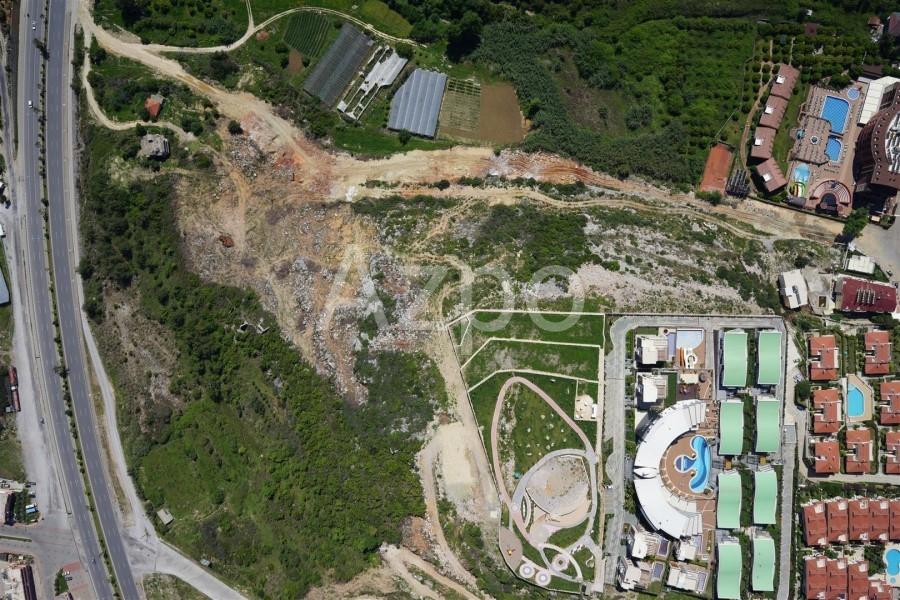 Новый масштабный проект в районе Конаклы - Фото 9