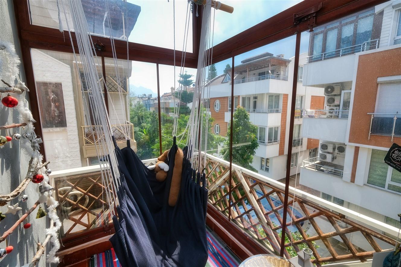 Квартира в престижном микрорайоне Гюрсу Анталья - Фото 40