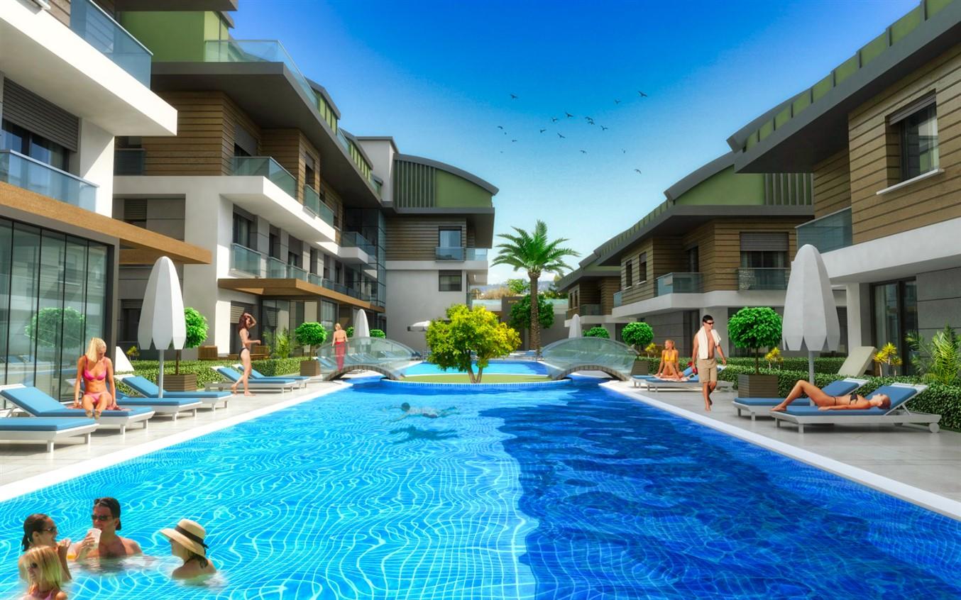 Роскошные квартиры в новом жилом комплексе с инфраструктурой - Фото 5