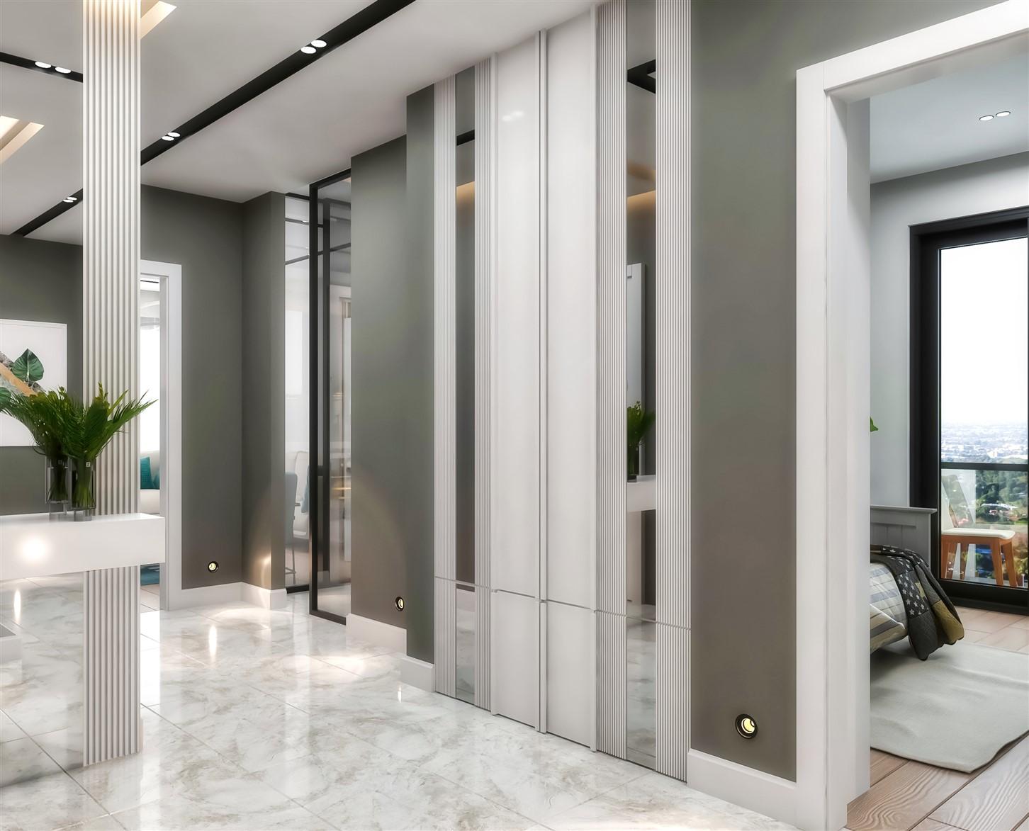 Современные квартиры в элитном комплексе Антальи - Фото 68