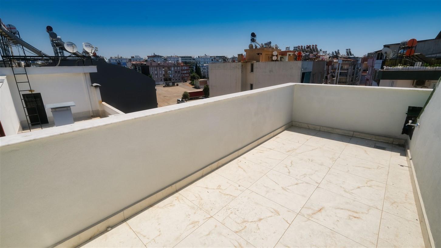 Новые квартиры в центральном районе Антальи - Фото 31