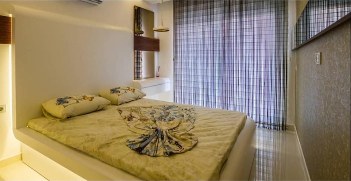 Двухкомнатная квартира с мебелью у пляжа Клеопатры - Фото 16
