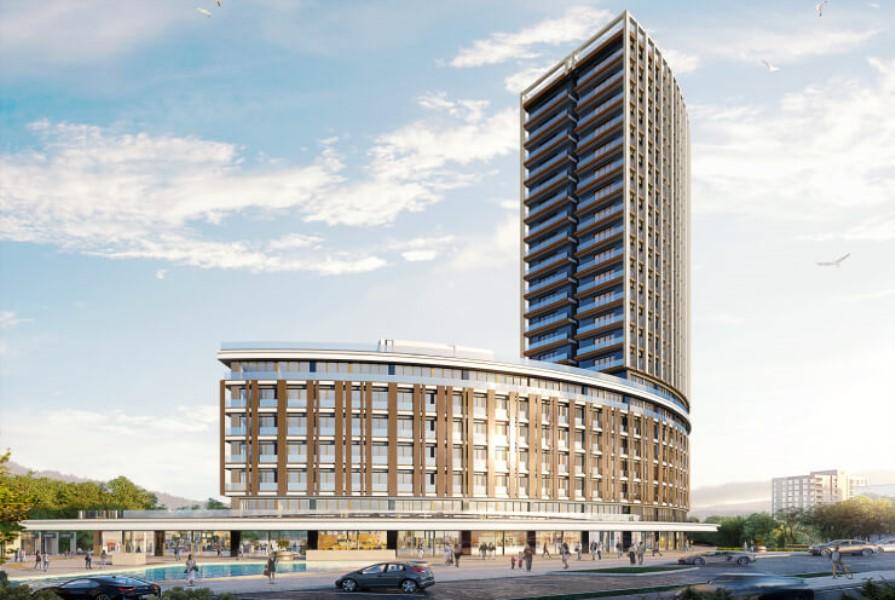 Апартаменты в строящемся жилом комплексе - Фото 1