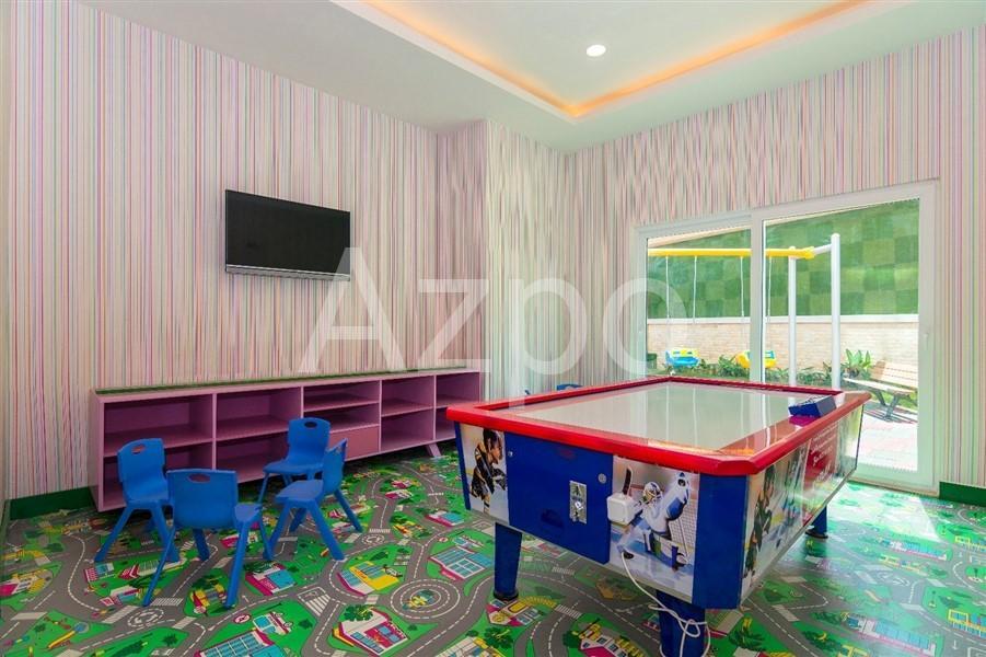 Квартира планировки 1+1 в Махмутларе - Фото 5