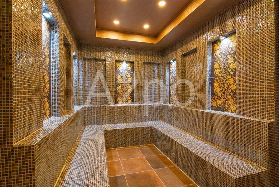 Квартира планировки 1+1 в Махмутларе - Фото 10