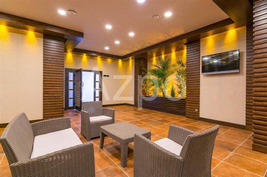 Квартира планировки 1+1 в Махмутларе - Фото 11