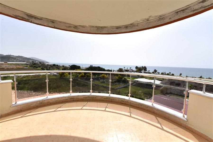 Квартира 2+1 с видом на море в районе Демирташ - Фото 17