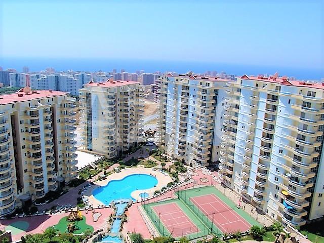 Просторная квартира 2+1 с видом на море и горы - Фото 1