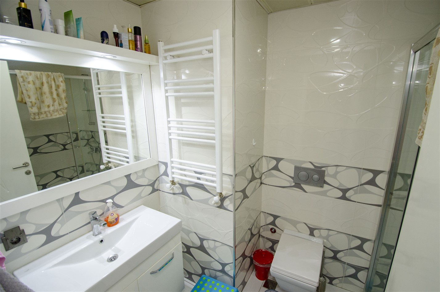 Меблированная квартира 1+1 в районе Коньяалты - Фото 27