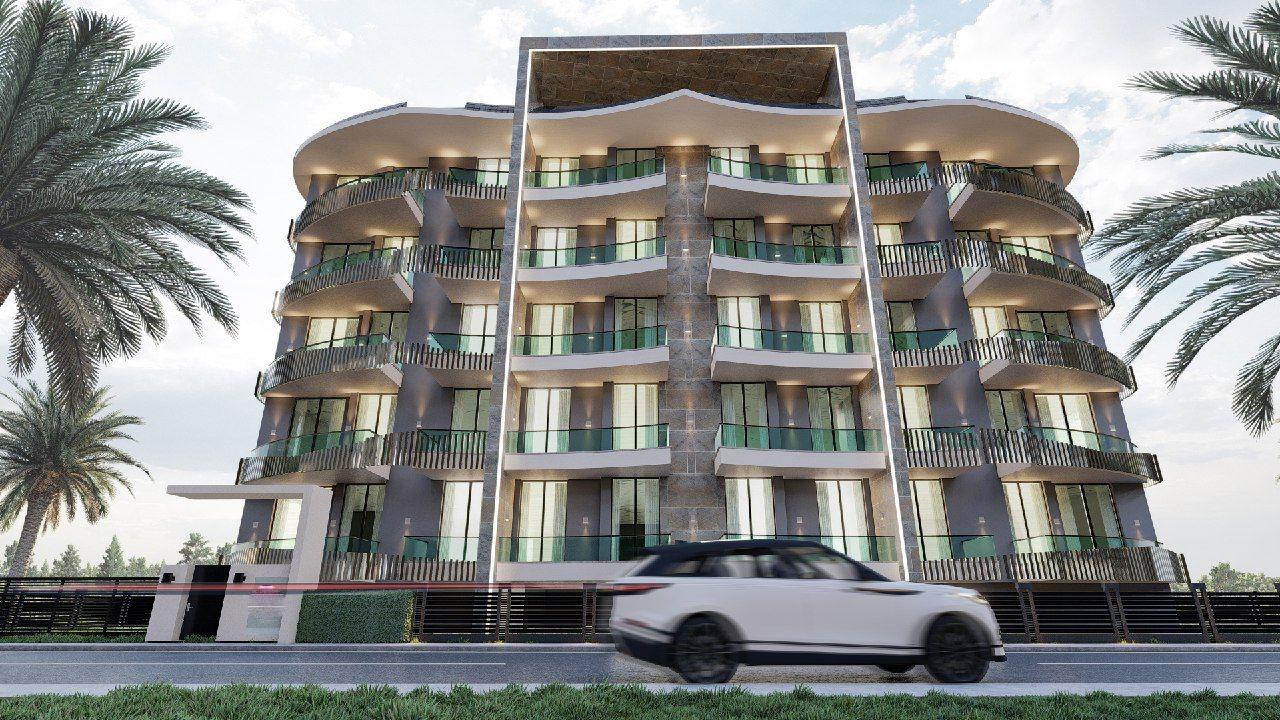 Комфортабельные квартиры в центре Аланьи - Фото 2