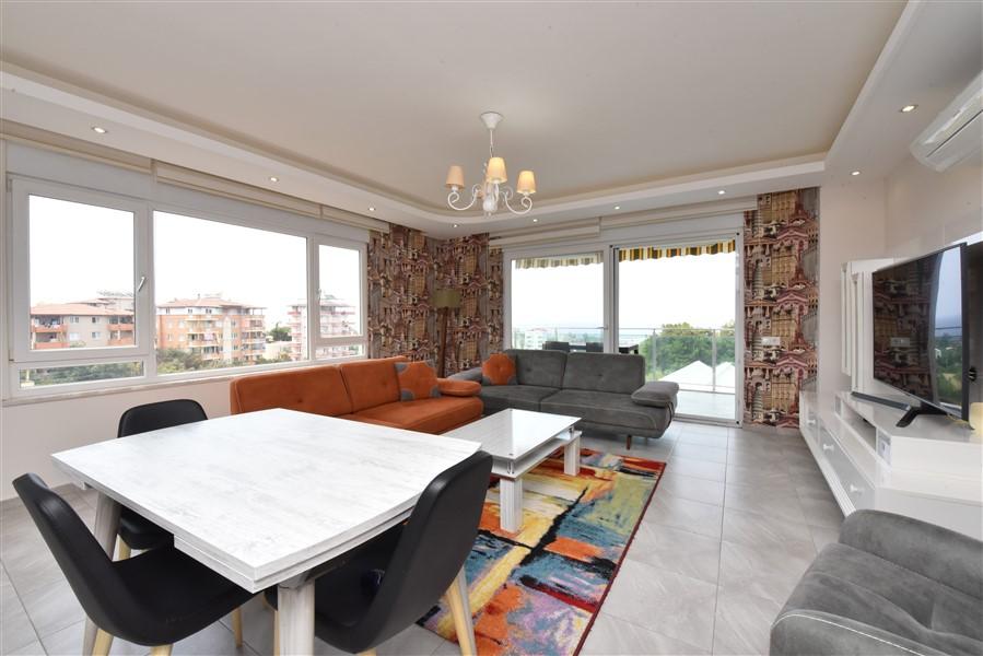 Меблированная квартира 2+1 с приятными видовыми характеристиками - Фото 14