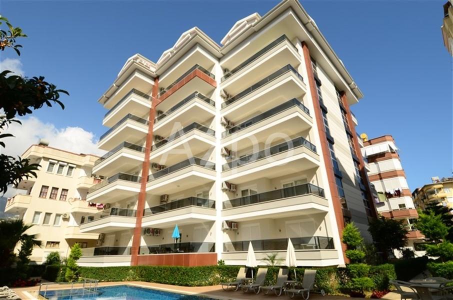 Квартира 1+1 в районе знаменитого пляжа Клеопатры - Фото 1