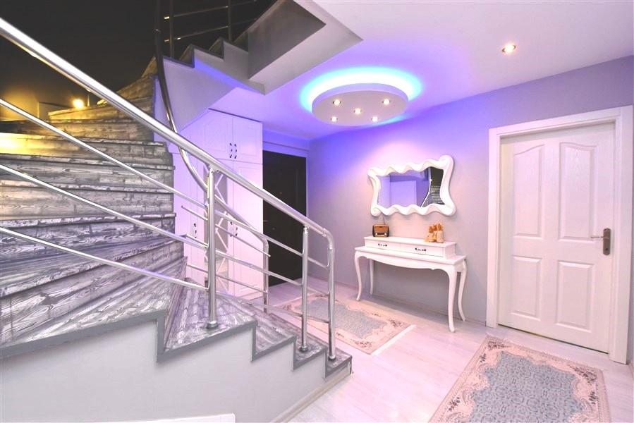 Просторный пентхаус 3+1 с мебелью в Джикджилли - Фото 10