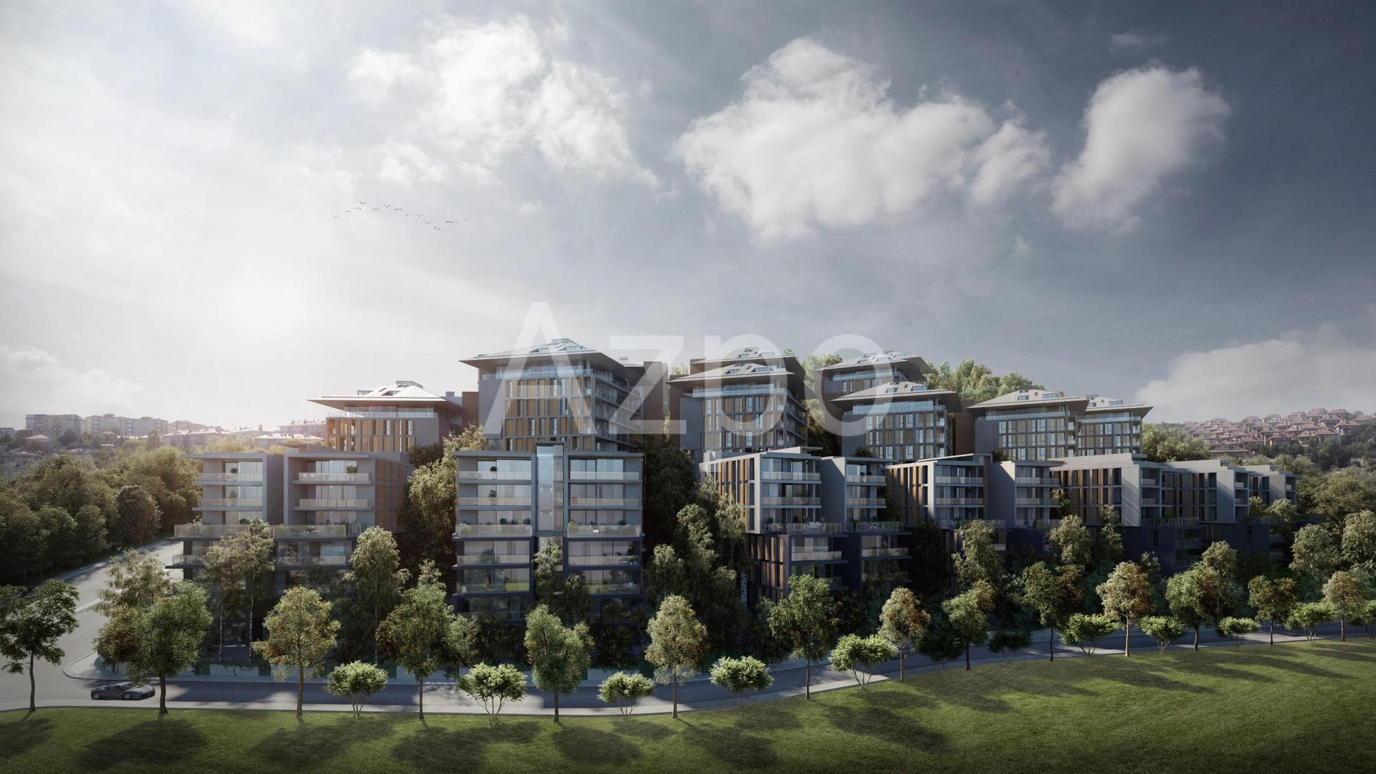 Проект с видом на Босфор в элитном районе Ускюдар - Фото 4