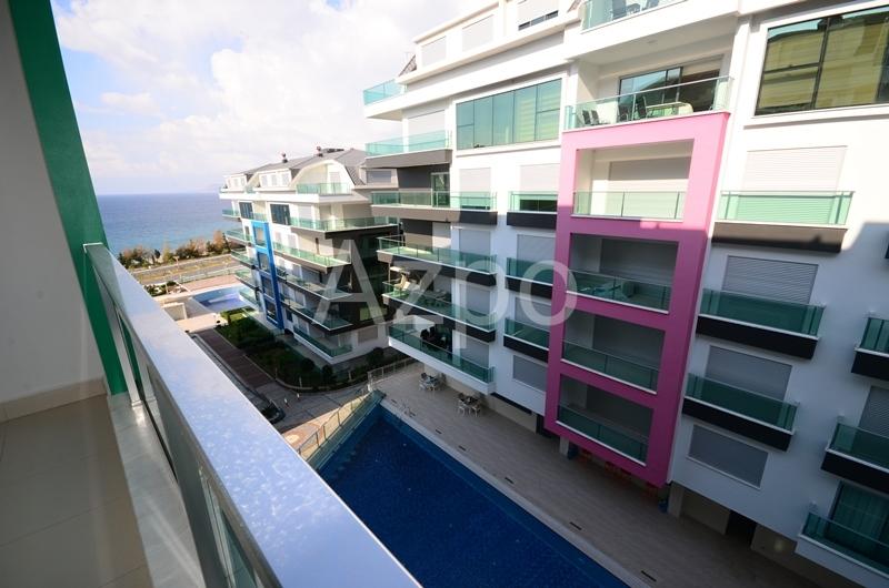 Апартаменты планировки 1+1 через дорогу от моря - Фото 3
