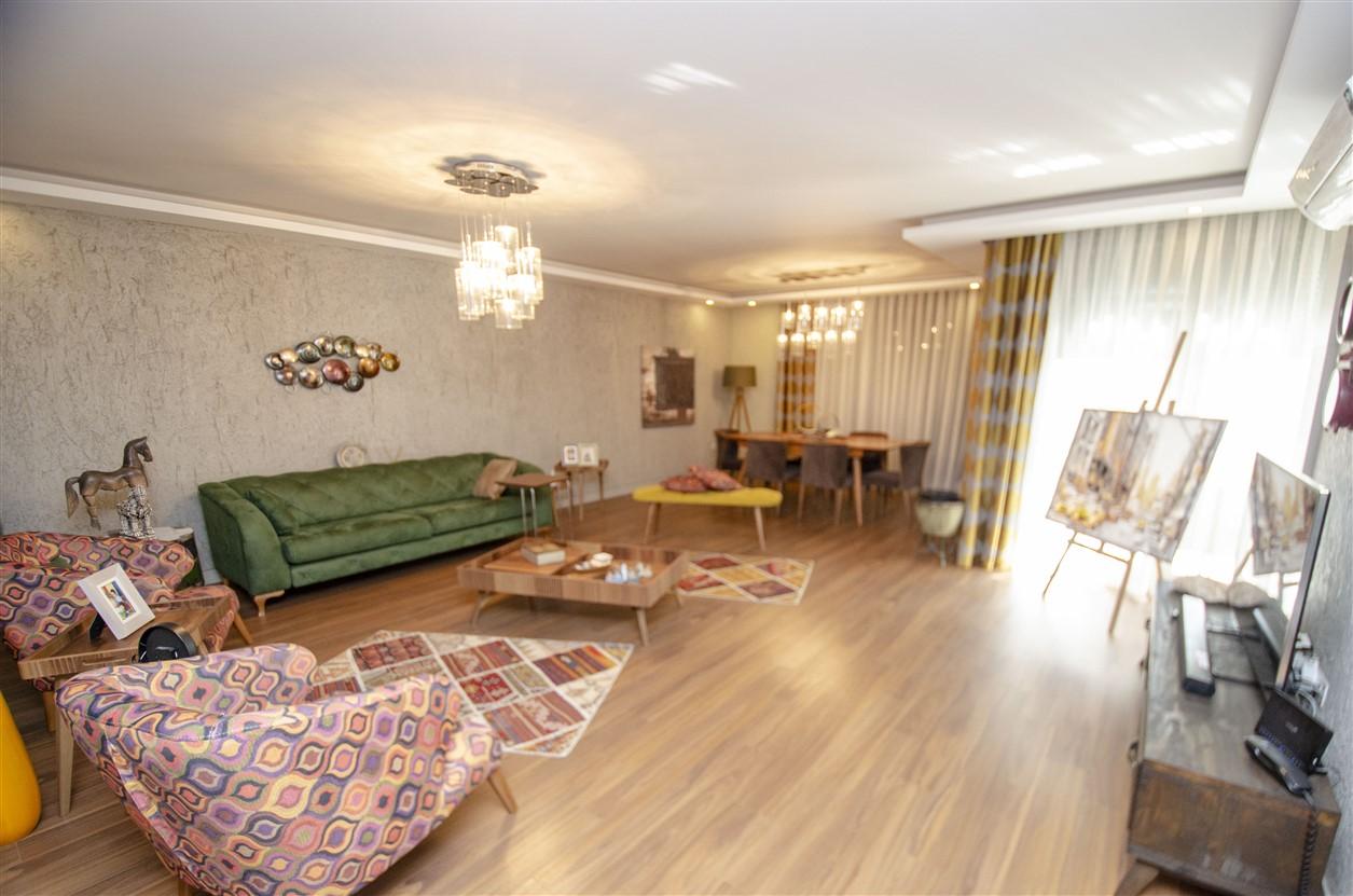 Квартира 4+1 с дизайнерским ремонтом в Унжалы - Фото 12