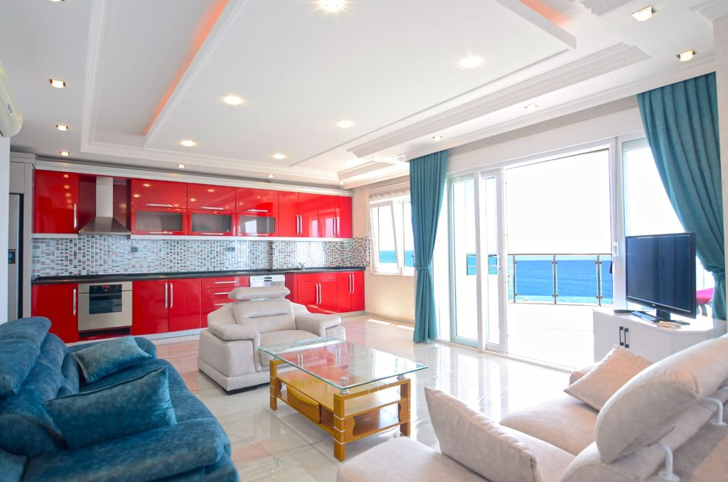 Трёхкомнатная квартира с впечатляющим видом на Средиземное море - Фото 4