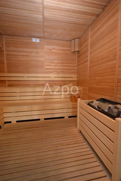 Меблированная квартира студия в Авсалларе - Фото 16