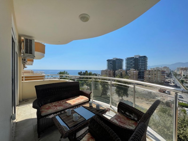 Меблированная квартира 2+1 в 50 метрах от пляжа - Фото 26
