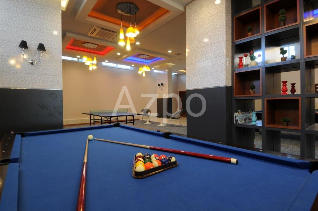 Квартира студия с мебелью в Авсалларе - Фото 23