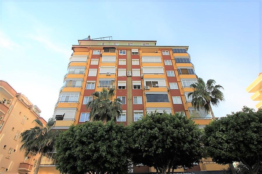 Просторная квартира 1+1 в центре Аланьи - Фото 1