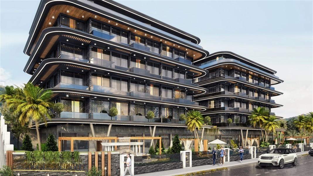 Новые квартиры в центре Аланьи - Фото 1