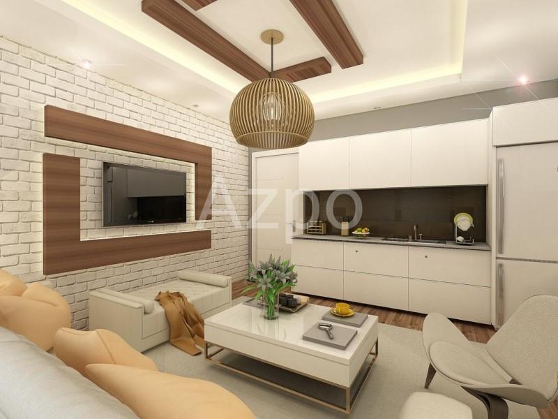 Квартиры в новом комплексе в Махмутларе - Фото 6