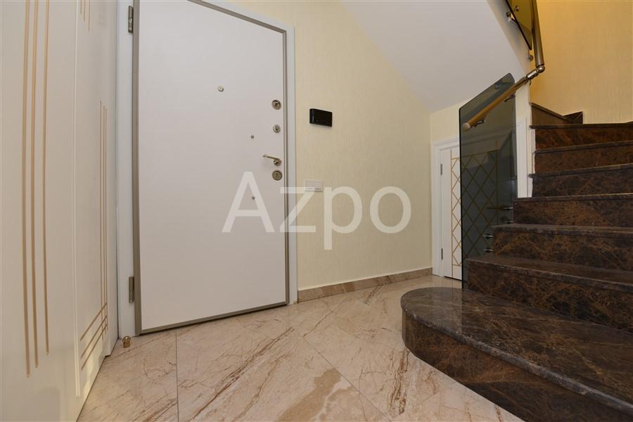 Дуплекс с мебелью в центре Махмутлара - Фото 9
