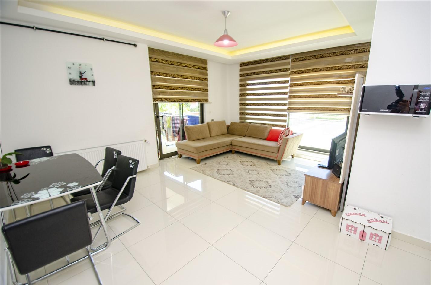Меблированная квартира 1+1 в районе Коньяалты - Фото 18