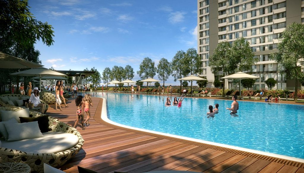 Новые квартиры в готовом комплексе район Эсеньюрт - Фото 8