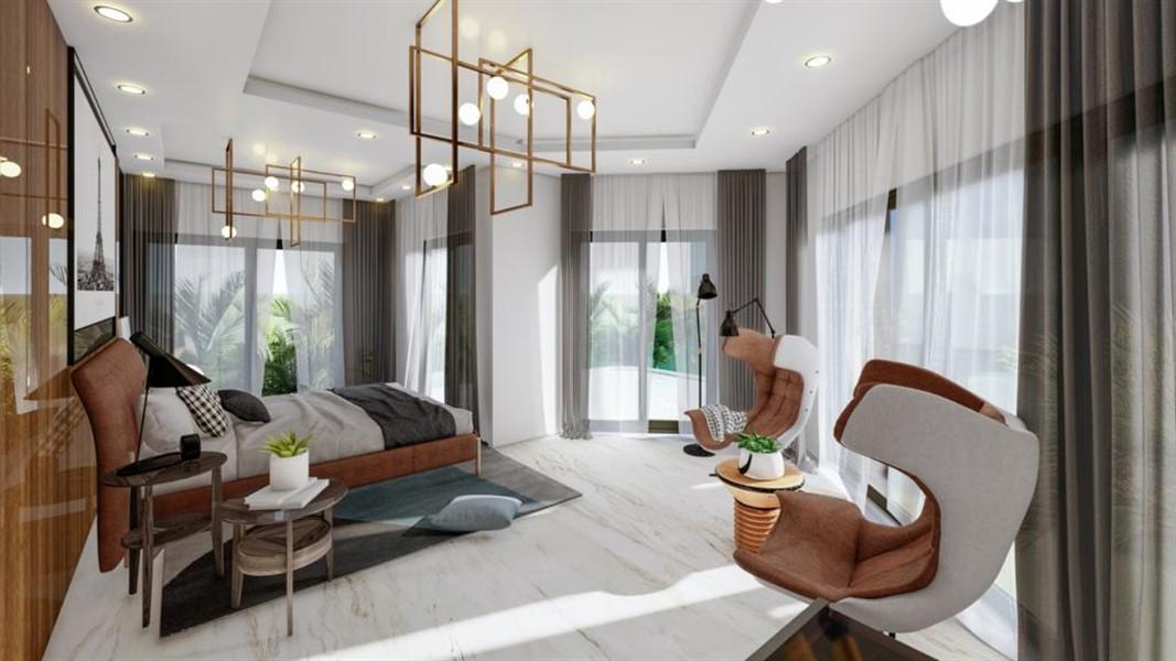 Роскошные видовые квартиры в Махмутларе - Фото 17