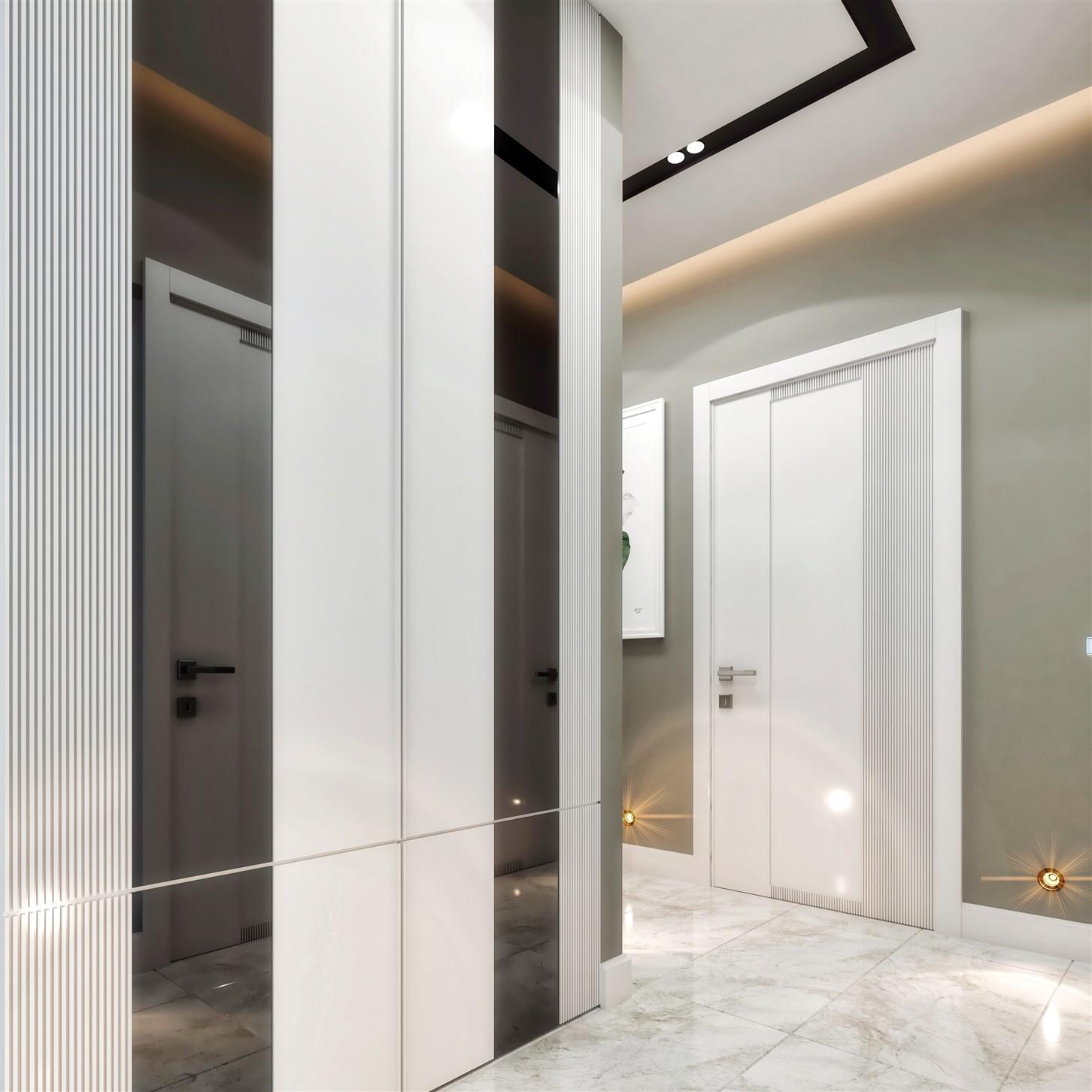 Современные квартиры в элитном комплексе Антальи - Фото 48