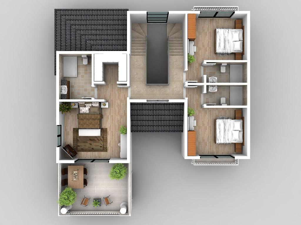 Просторная вилла с 4 спальнями в Узюмлю Фетхие - Фото 31