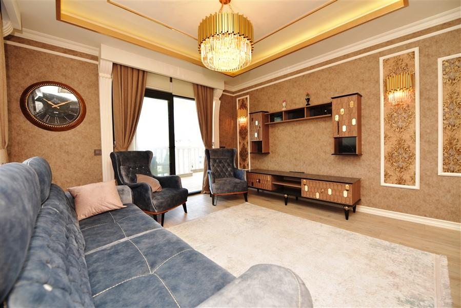 Роскошная четырёхкомнатная квартира с мебелью - Фото 25