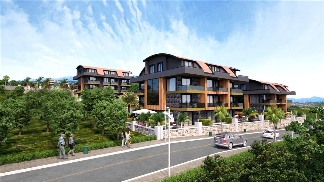Современные квартиры в строящемся жилом комплексе - Фото 4