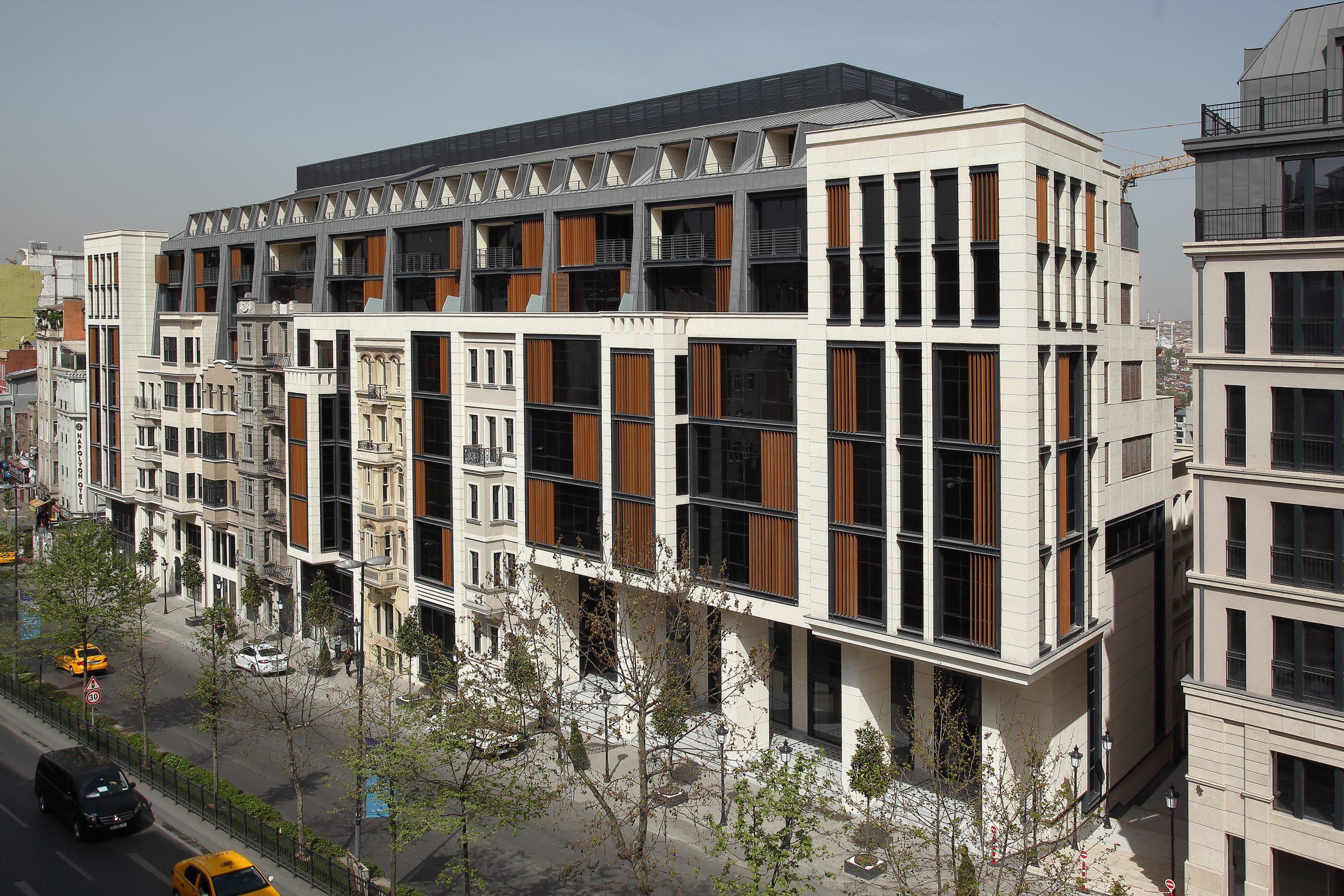 Готовые квартиры в рассрочку в центре Стамбула