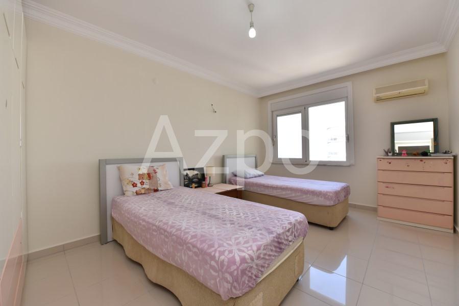 Большая меблированная квартира 2+1 в Махмутларе - Фото 18