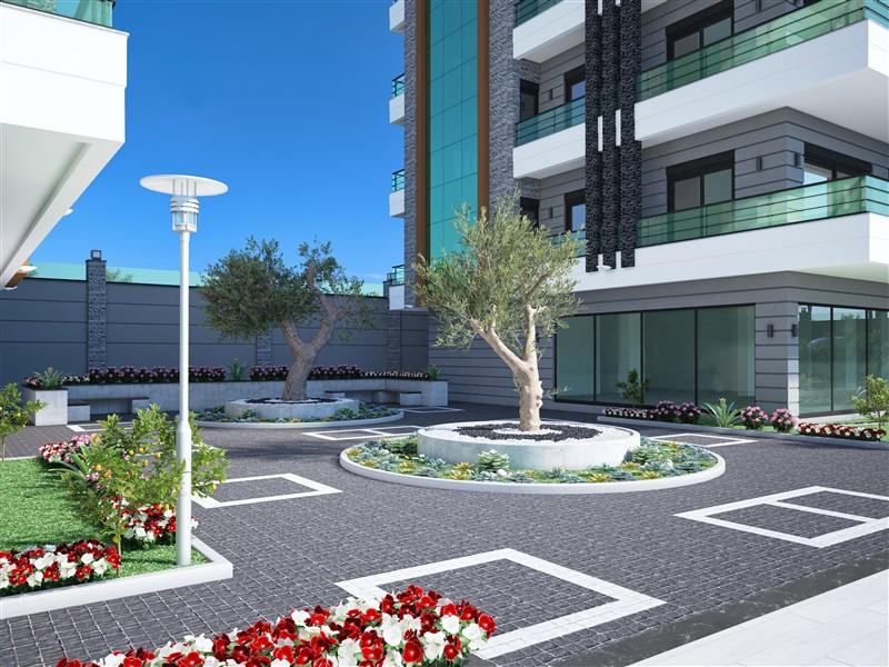 Квартиры в строящемся жилом комплексе район Оба - Фото 6