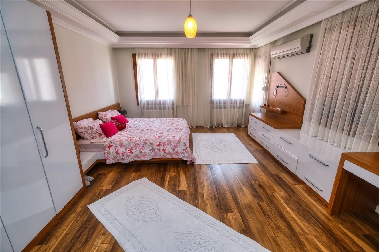 Квартира в престижном микрорайоне Гюрсу Анталья - Фото 28