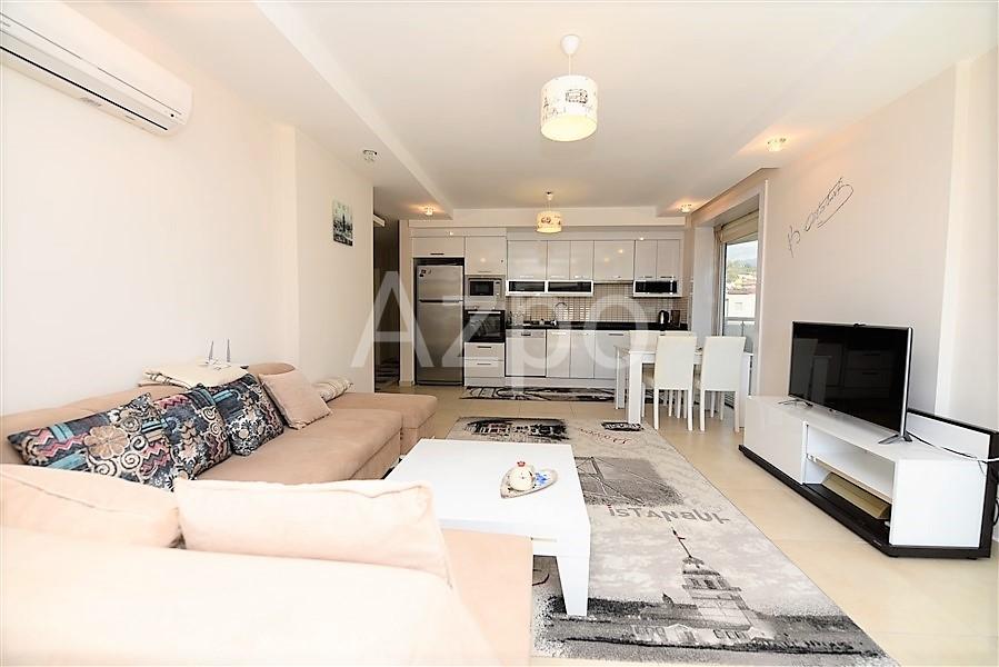 Две квартиры планировки 2+1 в Джикджилли - Фото 11